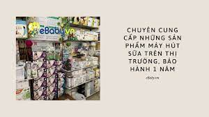 eBaby - Máy hút sữa Đà Nẵng - Cung cấp sản phẩm chính hãng cho mẹ và bé -  YouTube