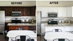 diy paint your kitchen cabinets like a pro tutorial