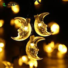 Beste Koop Dbf Zonne Energie 6 M 30 Leds Xmas Moon String Licht
