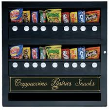 Candy Bar Vending Machine Gorgeous Seaga CA48 Mechanical Snack Vending Machine