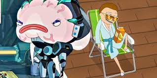 Morty: Who Voices The Sperm Queen ...