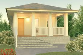 Three Bedroom Bungalow Design And 3d Elevations Single Floor Bungalow House Plans