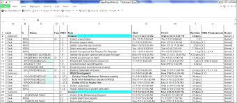 Microsoft Excel Project Template Microsoft Excel Project Management Template