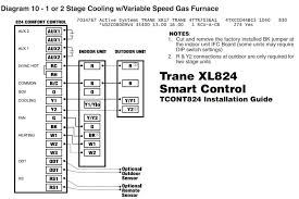 trane xl824 wiring with a xv80 xr17 (dual stages of cool and Dual Fuel Wiring Diagram name xl824_wiring_diagram jpg views 9785 size 87 6 kb dual fuel heat pump wiring diagram