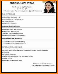 curicculum vitae 4 curriculum vitae modelo word mail clerked