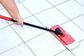remove rust stains from tile how