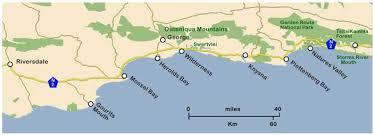 south africa s garden route beaches