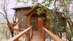 treehouse masters spa. Backyard Bungalow Treehouse Masters Spa H