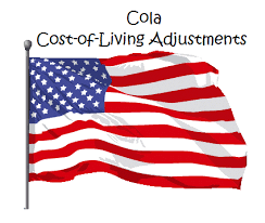 Air Force Cola Chart 2020 Cost Of Living Adjustments Cola