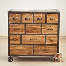 Image Modern Vintage Wood Creative American Country Drawers 12 Drawers With Wheels To Do The Old Storage Cabinet Storage Cabinet Aliexpress Vintage Wood Creative American Country Drawers 12 Drawers With