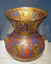 Egyptian Glass Painting Designs Islamic Glass Wikipedia