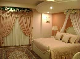Marriage Bedroom Decoration Romantic Wedding Room Modern Home Design
