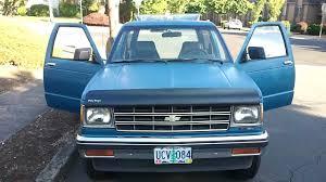 1989 Chevy S-10 Blazer 4x4 SUV - 5 Speed Standard - 2.8L - YouTube