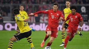 Bayern faced borussia dortmund in the champions league final on 25 may. Fc Bayern Gegen Bvb So Ist Die Aufstellungen Zum Bundesliga Duell