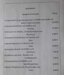 Restaurant Warmuth Restaurant Zeil Am Main Facebook