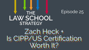 025 Privacy Law With Zack Heck Is Cipp Us Certification Worth