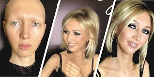 these shocking makeup transformations are life