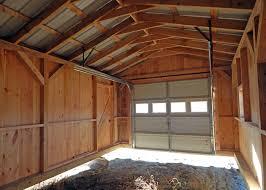garage interior. 12x20 Garage - Interior