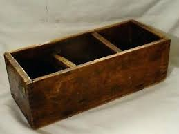 divided wooden box storage 13320387html