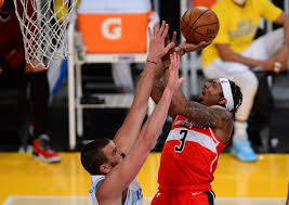 Wizards top Lakers in OT for 5th straight win