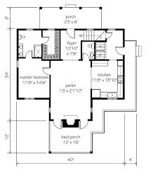 garden home plans. Brilliant Plans Front Exterior Main Level Floor Plan  Throughout Garden Home Plans D