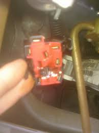melted headlight switch connector jeep wrangler forum click image for larger version headlight switch connector jpg views 579 size