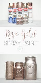 Design Master Gold Spray Paint Rose Gold Spray Paint Colors Krylon Design Master Rust