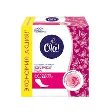<b>ежедневные прокладки Ola</b>! <b>silk</b> sense Daily Deo ...
