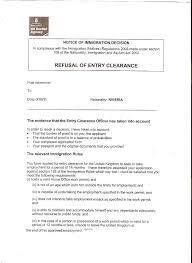Employment Verification Letter For Uk Visa Application Docoments