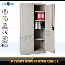 metal storage cabinet with lock. Used Metal Cabinet Heavy Duty Double Door Widely Workshop Tool Storage . With Lock