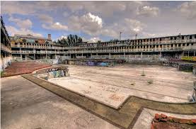 the vintage public pools of paris from life of pi piscine molitor  abandoned piscine molitor paris 16th life of pi