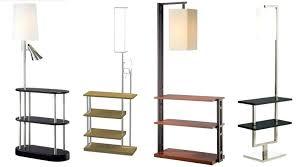 threshold floor lamp with shelves floor lamp with shelves target threshold glass shelf home depot table