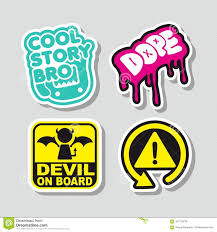 Free Decal Designs Funny Slogan Designs For Tshirt And Stickers And Decals