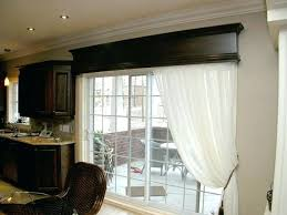 door valance build a wooden valance box but in white for the family room sliding door door valance blinds shades sliding
