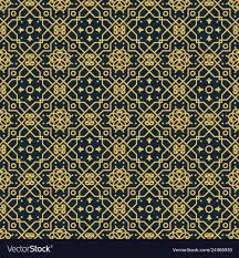 Arabic Pattern Vintage Arabic Pattern