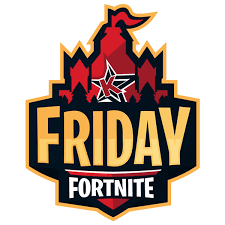 File:Friday Fortnite logo.png - Fortnite Esports Wiki