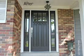 Amazing Fiberglass Front Doors Home Depot Contemporary Ideas