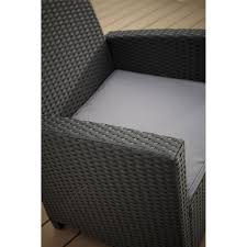 cosco outdoor malmo piece resin wicker patio conversation set chairs for the stylish as well as
