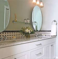 Frameless Mirror For Bathroom Oval Bathroom Mirrors Furniture Impressive Bathroom Mirror Oval