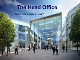 google head office images. The Head Office Time For Relocation? Google Images SlideShare