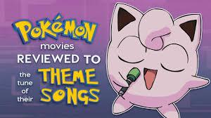 Every Pokemon Movie Reviewed to Pokemon Theme Songs (ft. Caleb Hyles)   Pokemon  movies, Pokemon, Theme tunes