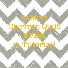 kelbysews: Easiest Chevron Quilt EVER {a Tutorial} & Easiest Chevron Quilt EVER {a Tutorial} Adamdwight.com