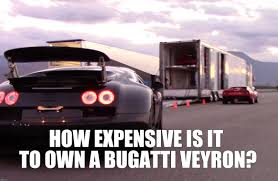 Find Out How Much Your Dream Bugatti Will Cost.
