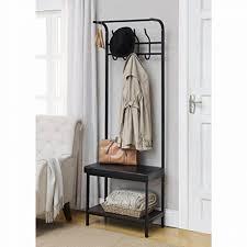 Metal Tree Coat Rack Furniture Tree Coat Rack New Ehomeproducts Black Metal And Bonded 97