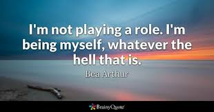 Myself Quotes Fascinating Being Myself Quotes BrainyQuote