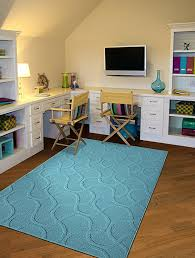 garland rug ll090a04506657 drizzle area rug 45 in x 66 in teal b00pyhm2nm