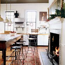 would you put an antique or oriental rug in your kitchen gallery image 6
