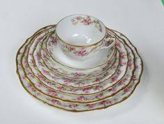 limoges elite works patterns minton bone china set henley pattern 12 place settings place