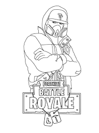 Fortnite Coloring Sheets Fixyariders Club Plymouthicefestivalorg