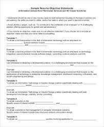 Generic Resume Template Custom Generic Resume Template 28 Free Word PDF Documents Download Resume